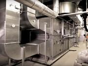 Выполним монтаж вентиляции промышленных и бытовых помещений.
