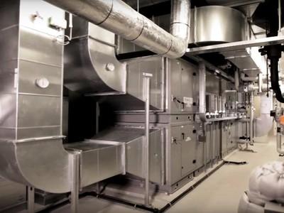 Выполним монтаж вентиляции промышленных и бытовых помещений. - main