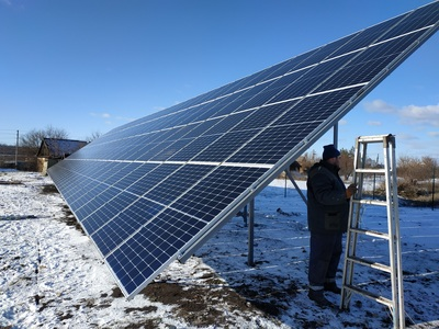 Солнечные электростанции,  солнечные панели,  зеленый тариф - main