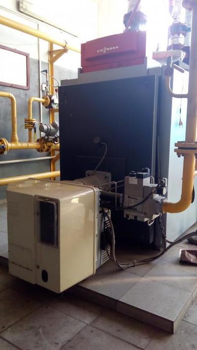 Продам котел газовый Viessmann 620 кВт б/у в отличном состоянии - main